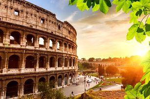 5denní zájezd do Říma, Vatikánu, Neapole, Pompejí a na Amalfské pobreží pro 1