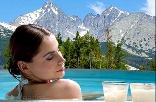 Pobyt na břehu Liptovské Mary jen 2 km od Tatralandie. 3* hotel s wellness - Celoročně!