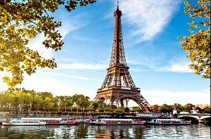 Půvabná PAŘÍŽ, zámek Versailles a vesnička Marie Antoinetty. 4 denní zájezd s ubytováním