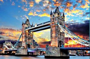Královské město Londýn, tajemný Stonehenge a Oxford - 5 denní zájezd s ubytováním a průvodcem
