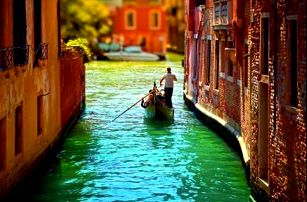Romantický pobyt v Benátkách v 3 * hotelu pro dva se snídaní