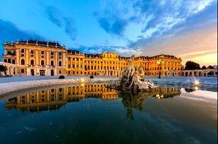 Pobyt ve Vídni v 3* hotelu kousek od paláce Schönbrunn