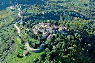 Okouzlující pobyt v Toskánsku v regionu Chianti v nádherném tradičním prostředí
