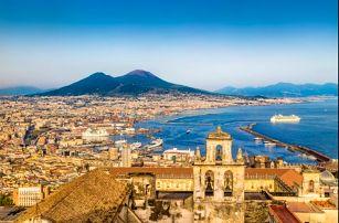 Poznejte krásy Itálie za 5 dní - Řím, Vatikán, Vesuv, Pompeje, Herculaneum, Capri a Neapol