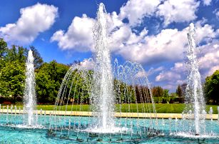 Královský wellness pobyt v lázních Poděbrady