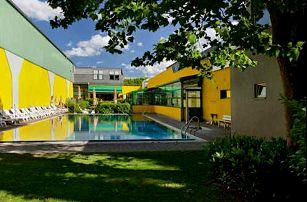 Parádní wellness víkend ve Vídni v Sporthotelu**** s bazénem a saunami