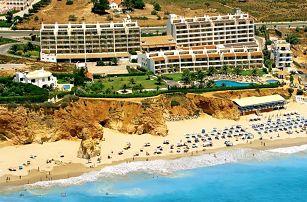 Portugalsko - Algarve na 6 dní, polopenze, snídaně nebo bez stravy s dopravou letecky z Prahy přímo na pláži