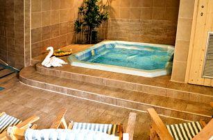 Rodinný relax: Špindl s wellness i all inclusive