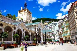 Noblesní Karlovy Vary ve wellness hotelu GREEN PARADISE s balíčkem báječných procedur a polopenzí – platnost přes celé léto
