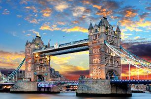 Poznávací zájezd do Londýna na 1 noc s průvodcem