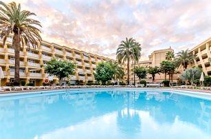 Kanárské ostrovy - Gran Canaria na 8 dní, all inclusive, polopenze nebo bez stravy s dopravou letecky z Prahy