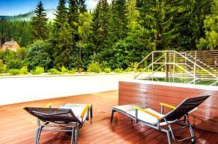 Léto v Peci pod Sněžkou: apartmán i wellness