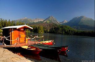 Vynikající relax na horách - Tatranská Štrba s neomezeným wellness - na výběr i ALL INCLUSIVE