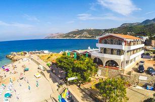 Černá Hora - Bar na 8 až 10 dní, polopenze s dopravou autobusem nebo vlastní