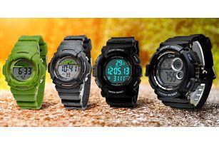 Outdoorové hodinky Gtup pro dospělé i děti