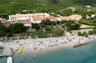 Chorvatsko - Orebič na 8 až 17 dní, polopenze s dopravou autobusem nebo letecky z Prahy 50 m od pláže