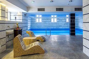3–4denní wellness pobyt pro 2 osoby v hotelu Orient Palace v polské Wrocławi