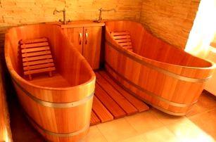 3 až 5denní wellness pobyt se sektem a polopenzí pro 2 v penzionu U Marka v Jeseníkách