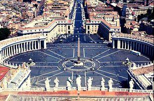 Pobyt pro dva přímo v historickém centru Říma. Celoročně!