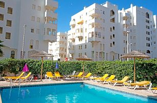 Portugalsko - Algarve na 9 až 16 dní, all inclusive s dopravou letecky z Prahy 50 m od pláže