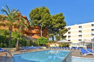 Španělsko - Mallorca na 8 až 12 dní, polopenze s dopravou letecky z Prahy nebo Ostravy 200 m od pláže