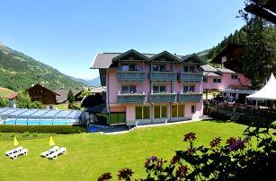 Wellness s polopenzí pro dva v hotelu Margarethenbad **** v nádherné alpské přírodě.