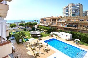 Španělsko - Andalusie na 9 až 13 dní, polopenze s dopravou letecky z Prahy 50 m od pláže