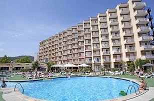Španělsko - Mallorca na 8 až 9 dní, polopenze s dopravou letecky z Prahy nebo Brna 70 m od pláže