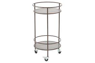 Příruční stolek InArt Round Glamour