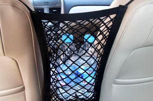 Organizační síť do auta