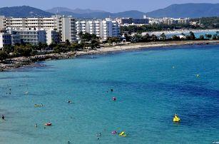 Španělsko - Mallorca na 8 až 9 dní, all inclusive s dopravou letecky z Prahy nebo Brna přímo na pláži