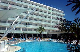 Španělsko - Costa Dorada na 8 až 15 dní, all inclusive nebo polopenze s dopravou letecky z Prahy 200 m od pláže