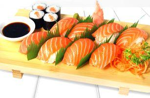 Svěží letní sushi sety: 16 nebo 32 kousků