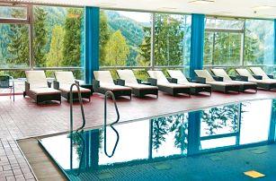 Rakouské Alpy s polopenzí i neomezeným bazénem
