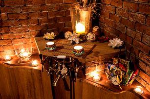 Léčebná Áyurvédsko-indická masáž či fíková masáž v Ostravě