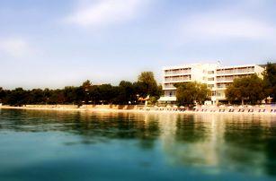Řecko - Attika na 8 až 12 dní, light all inclusive, plná penze nebo polopenze s dopravou letecky z Prahy přímo na pláži