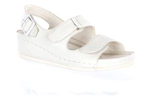 Koka Dámské sandály zdravotní na suchý zipy