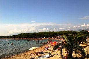 Chorvatsko - Povljana, ostrov Pag: týden s plnou penzí v bungalovu