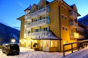 4–8denní Paganella se skipasem | Hotel Europa*** | Dítě zdarma | Vlastní doprava, ubytování, polopenze