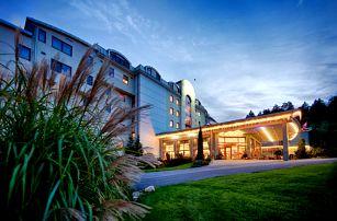 Exkluzivní Wellness a Spa pobyt hotelu Kaskády - klienty jeden z nejlépe hodnocených hotelů
