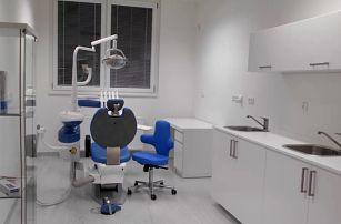 Dentální hygiena včetně AirFlow v délce 45-60 minut