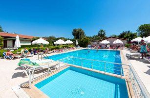 Turecko - Side na 8 až 12 dní, all inclusive s dopravou letecky z Prahy, Brna nebo Ostravy přímo na pláži