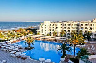 Tunisko - Mahdia na 8 až 12 dní, all inclusive s dopravou letecky z Prahy nebo Brna přímo na pláži