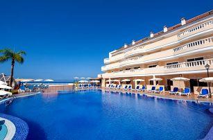 Kanárské ostrovy - Tenerife na 8 dní, all inclusive nebo polopenze s dopravou letecky z Prahy 400 m od pláže