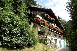Rakousko - Kaprun / Zell am See na 4 dny, bez stravy s dopravou vlastní