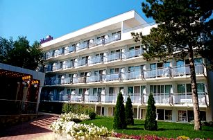 Bulharsko - Albena na 8 až 15 dní, all inclusive s dopravou letecky z Ostravy, Prahy nebo Brna 750 m od pláže