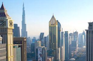 Spojené arabské emiráty - Dubai na 6 dní, polopenze, snídaně nebo bez stravy s dopravou letecky z Prahy