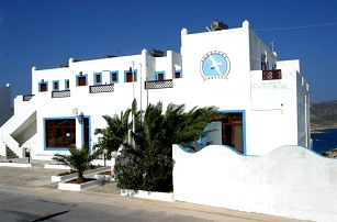 Řecko - Karpathos na 8 dní, polopenze nebo snídaně s dopravou letecky z Prahy 350 m od pláže