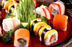 40% sleva na sushi v restauraci Sushi Oishi v centru Prahy