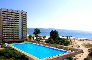 Bulharsko - Slunečné Pobřeží na 4 až 8 dní, all inclusive, polopenze nebo snídaně s dopravou letecky z Prahy 20 m od pláže